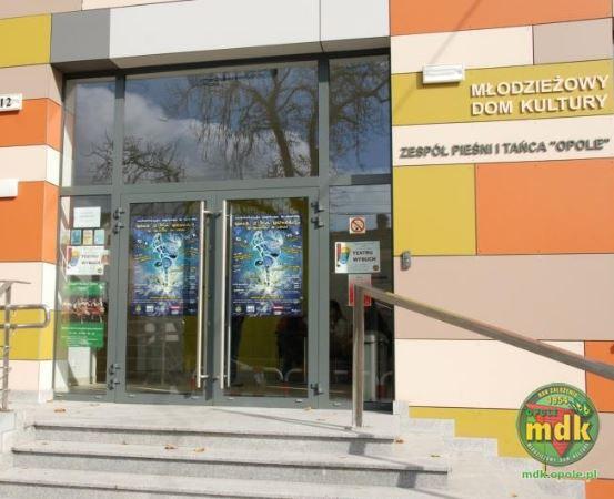 MDK Opole: Rekrutacja na zajęcia 2019-20 - kandydaci przyjęci i nieprzyjęci w postępowaniu uzupełniającym