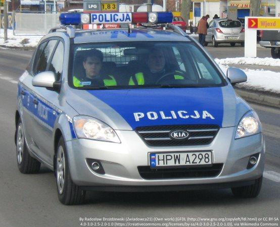 Policja Opole: 7 kierowców straciło prawo jazdy za przekroczenie prędkości