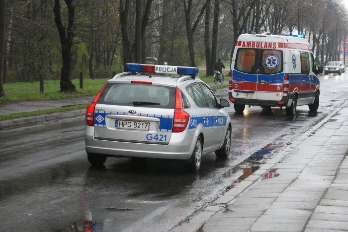 Policja Opole: Potrącił policjanta i sam zgłosił się na Policję